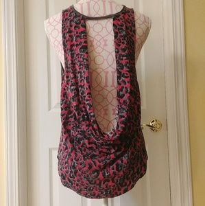 Juicy couture backless top